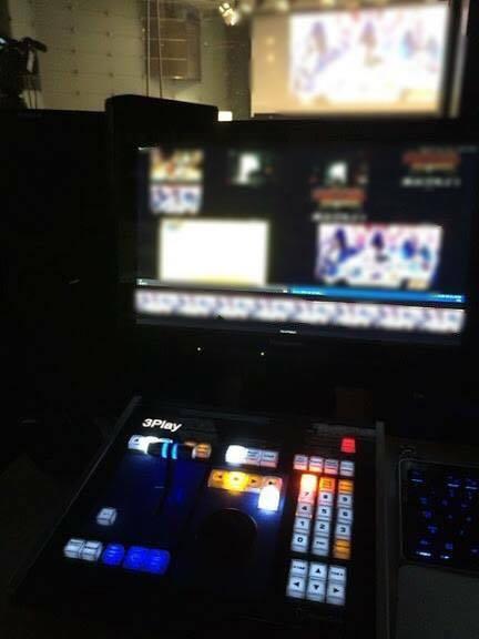 ゲーム番組では、面白さを引き立てる演出として3Play 4800によるリプレイが使用されています
