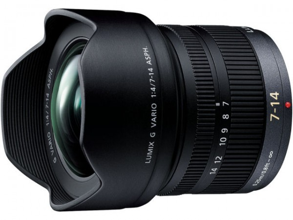 Panasonic LUMIX G VARIO 7-14mm / F4.0 ASPH