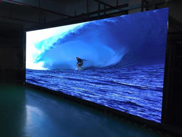 パンダスタジオ・レンタルの大型LEDレンタル事業