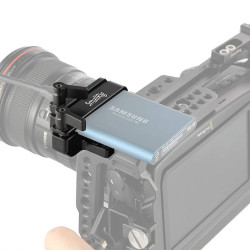 SmallRig BMD Pocket Cinema Camera 4K 専用 T5 SSD対応 クランプ