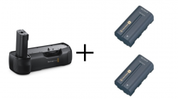 Blackmagic Design Blackmagic Pocket Camera Battery Grip +バッテリー2個セット