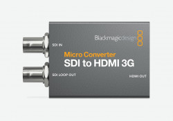 Blackmagic Design Micro Converter SDI to HDMI 3G wPSU(AC付)