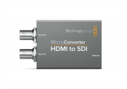 Blackmagic Design Micro Converter HDMI to SDI wPSU(AC付)
