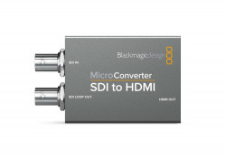 Blackmagic Design Micro Converter SDI to HDMI wPSU(AC付)