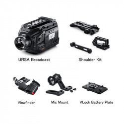 Blackmagic Design URSA Broadcast (B4マウント) セット