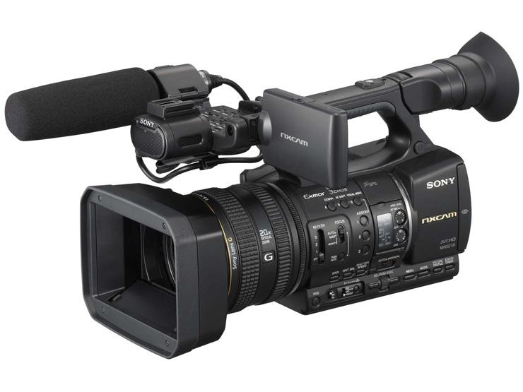 ビデオカメラ(HD)
