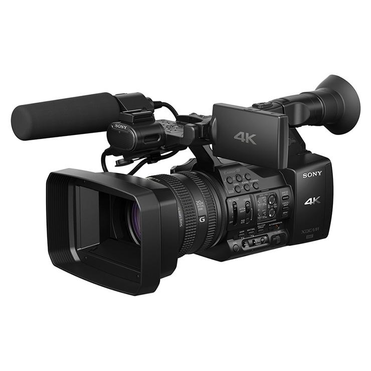 ハンディカメラ4K