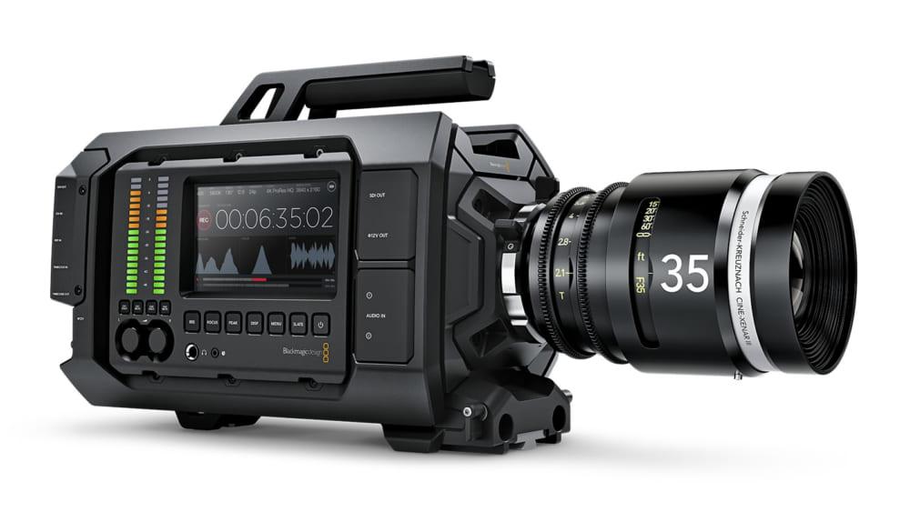 ビデオカメラ(4K)