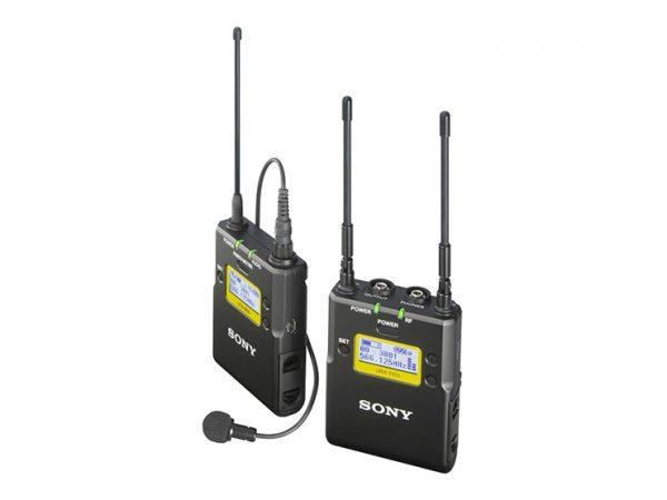 レンタル:SONY ワイヤレスマイクロホンパッケージ UWP-D11