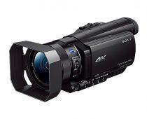 デジタル4Kビデオカメラレコーダー FDR-AX100