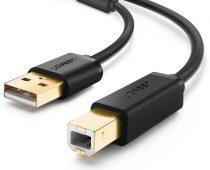 USBケーブル Aオス-Bオス