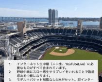 スポーツ中継(野球中継)パック