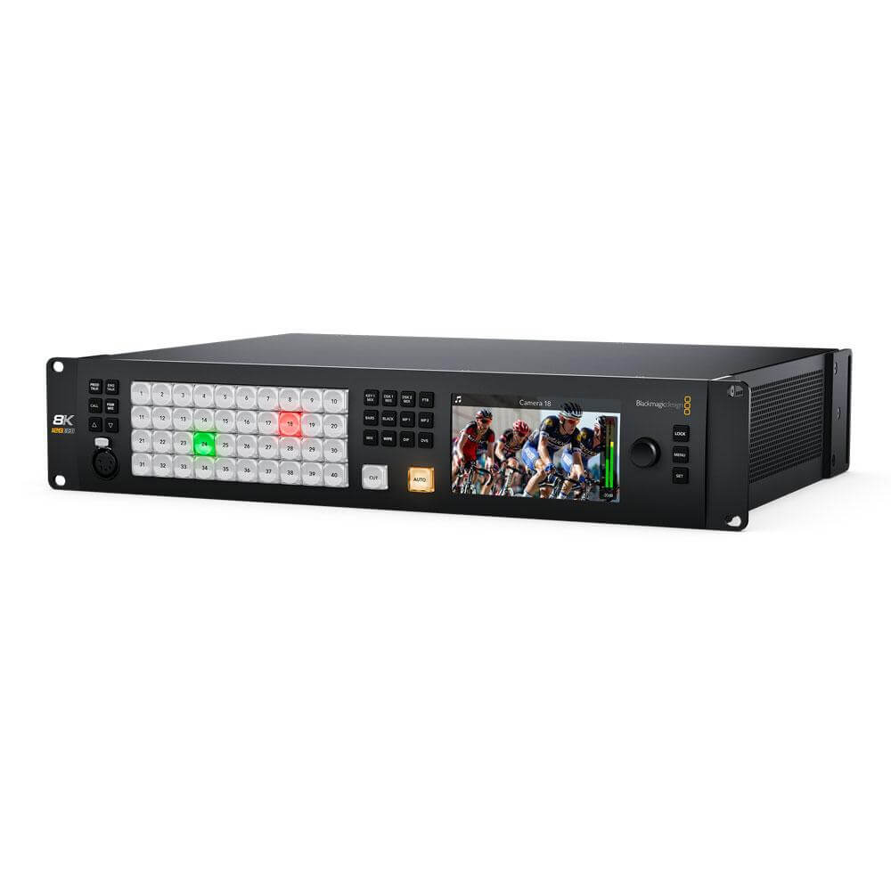 BlackMagic Design ATEM Constellation 8K レンタル開始